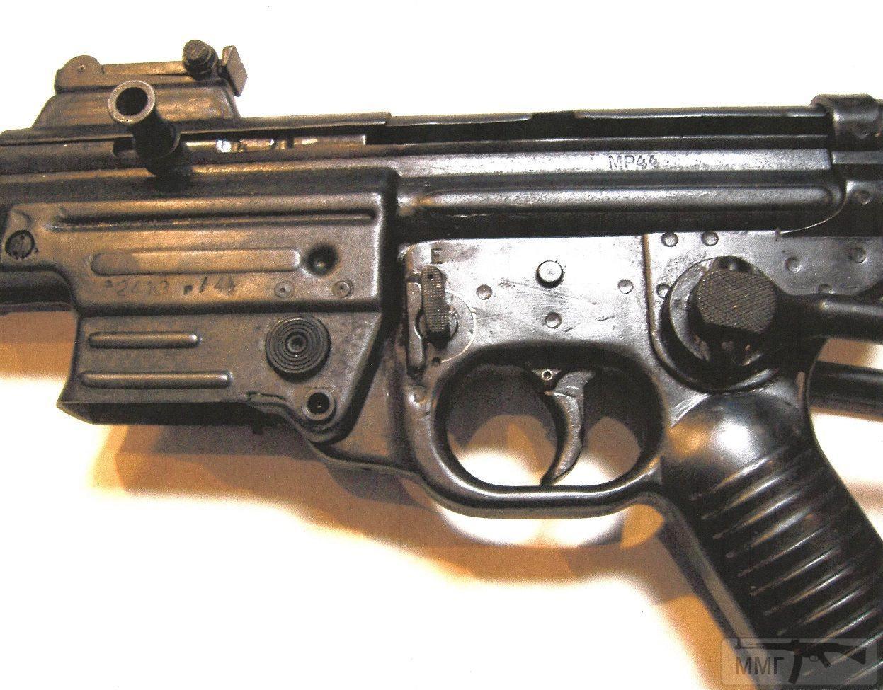 98113 - Sturmgewehr Haenel / Schmeisser MP 43MP 44 Stg.44 - прототипы, конструкция история