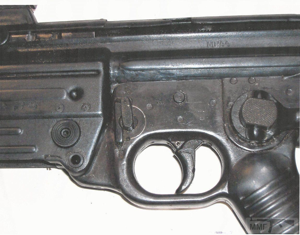 98114 - Sturmgewehr Haenel / Schmeisser MP 43MP 44 Stg.44 - прототипы, конструкция история