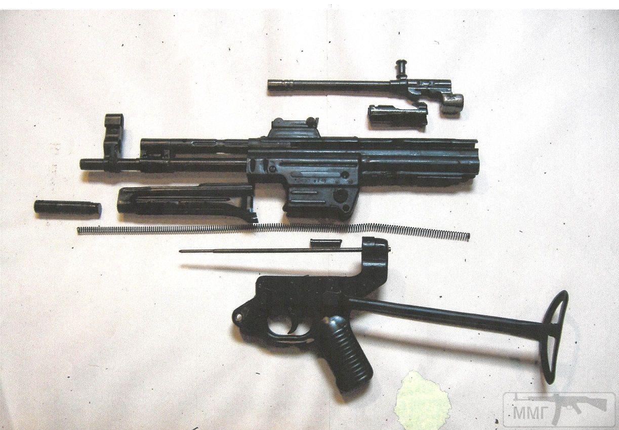 98115 - Sturmgewehr Haenel / Schmeisser MP 43MP 44 Stg.44 - прототипы, конструкция история