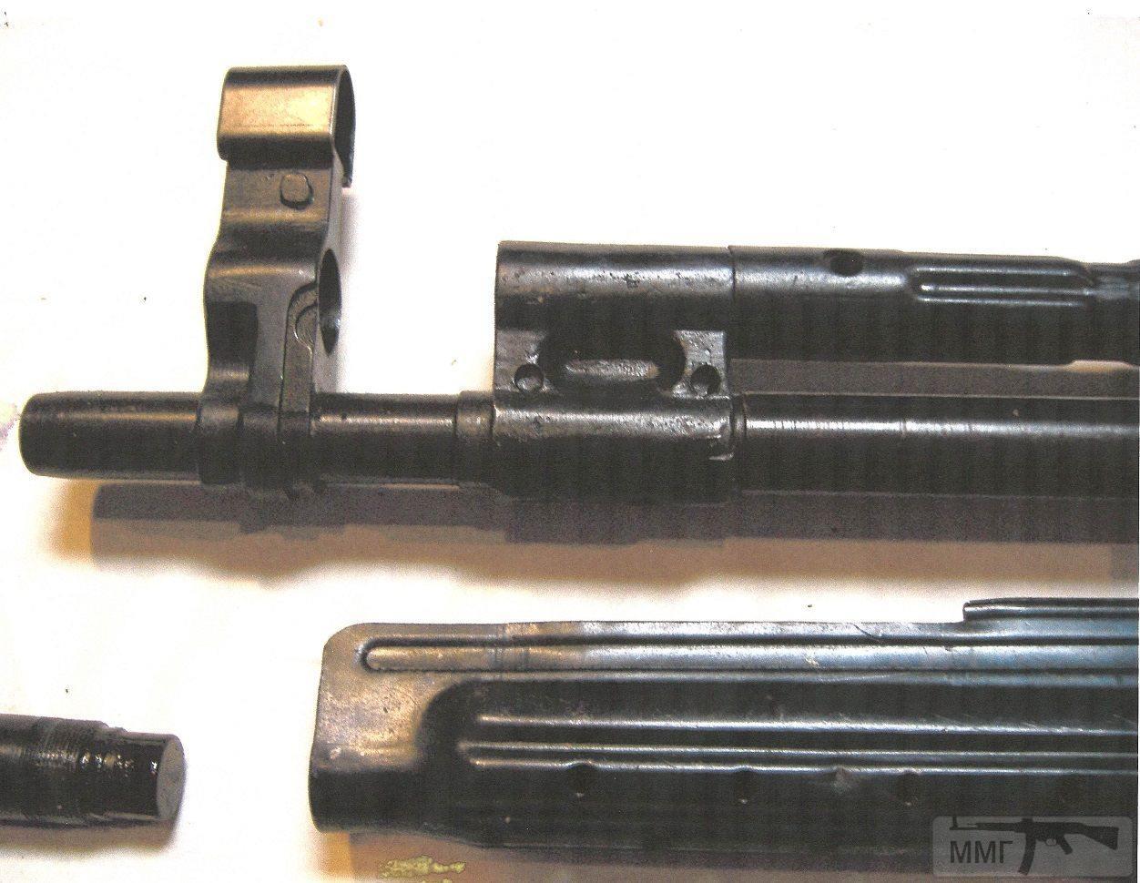 98118 - Sturmgewehr Haenel / Schmeisser MP 43MP 44 Stg.44 - прототипы, конструкция история