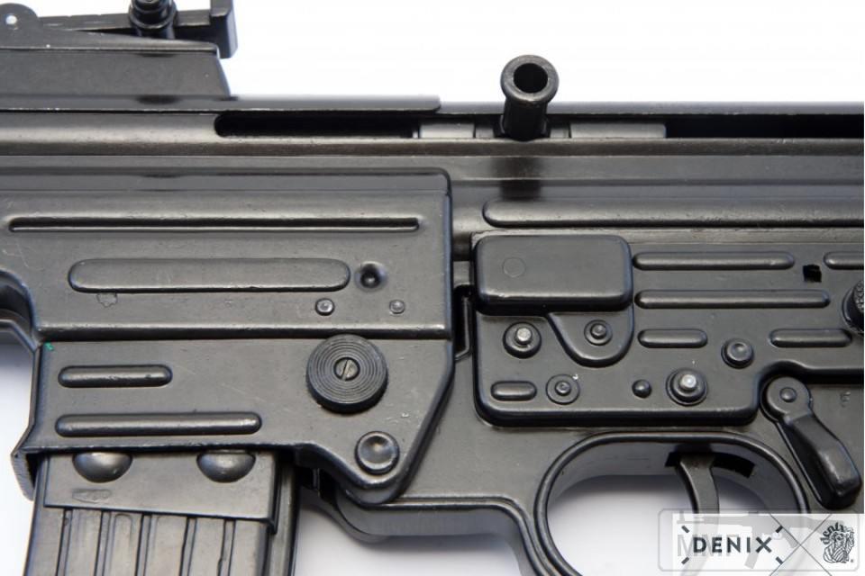 98121 - Sturmgewehr Haenel / Schmeisser MP 43MP 44 Stg.44 - прототипы, конструкция история