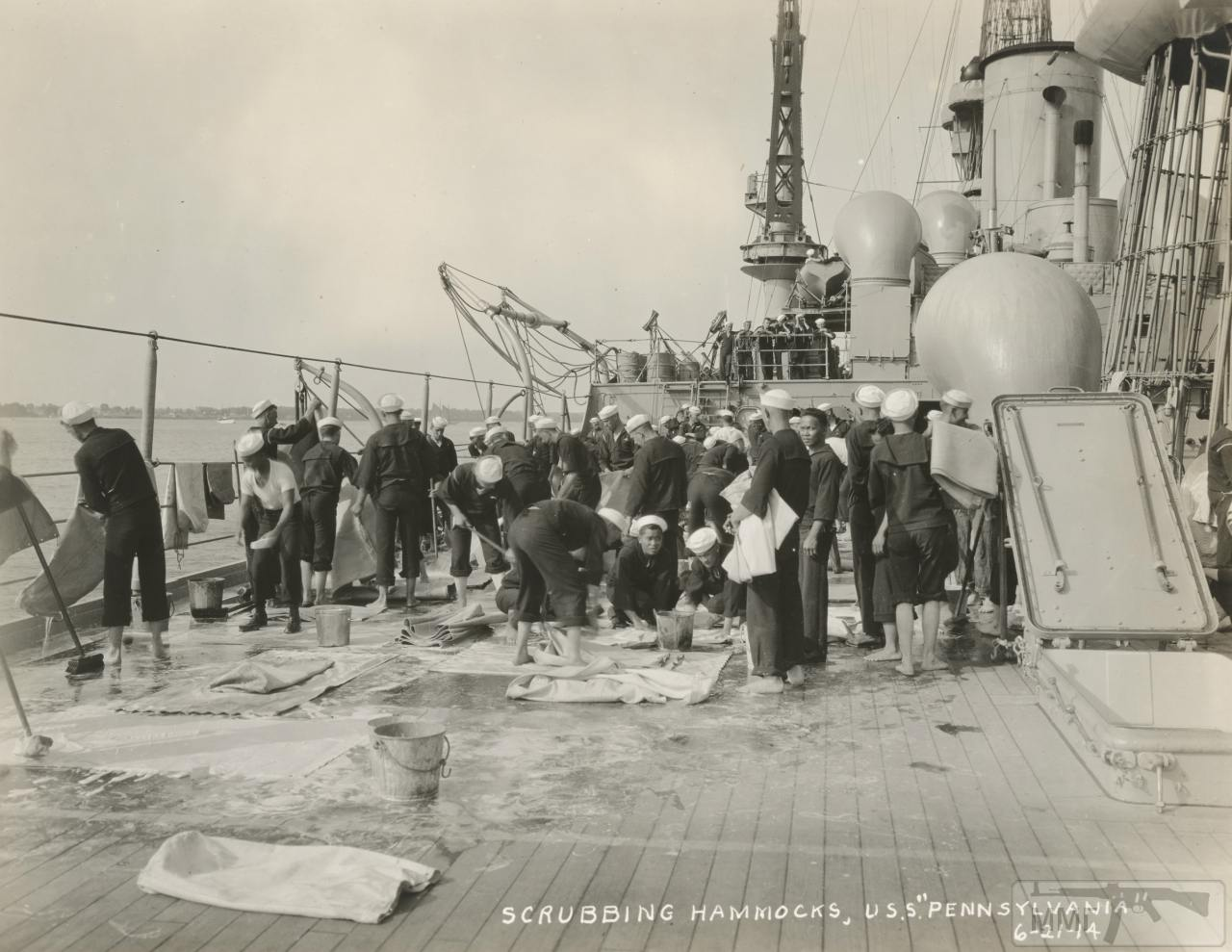 98167 - USS Pennsylvania (BB-38)