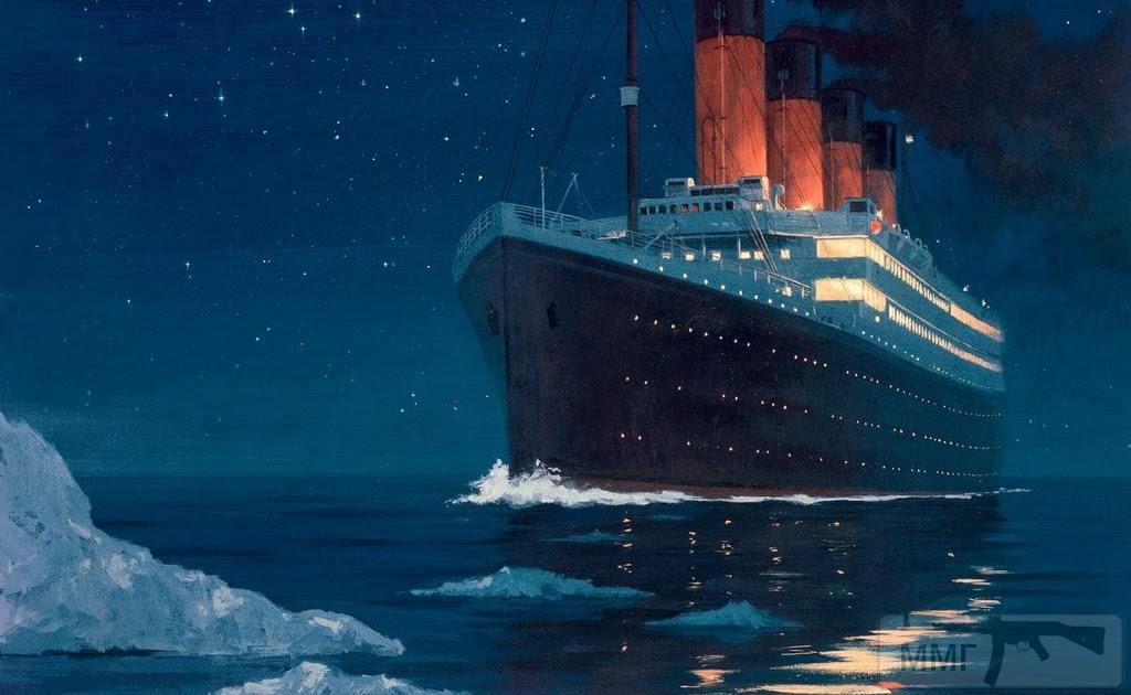 98173 - 1912. Титаник.