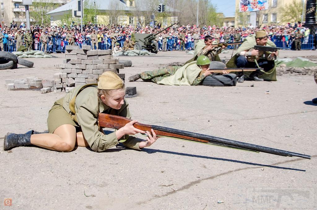9840 - Треш в Казахстане. Реконструкция в Караганде.