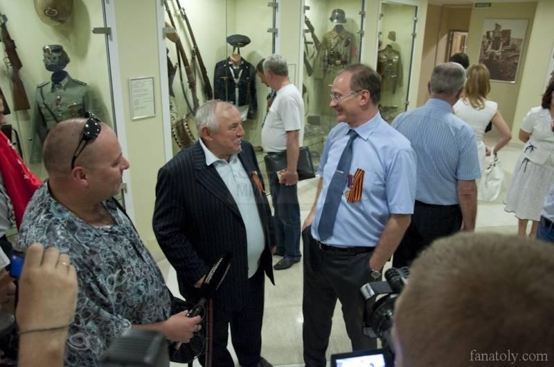 985 - Военно-исторический музей Краснознаменного Приволжско-Уральского военного округа