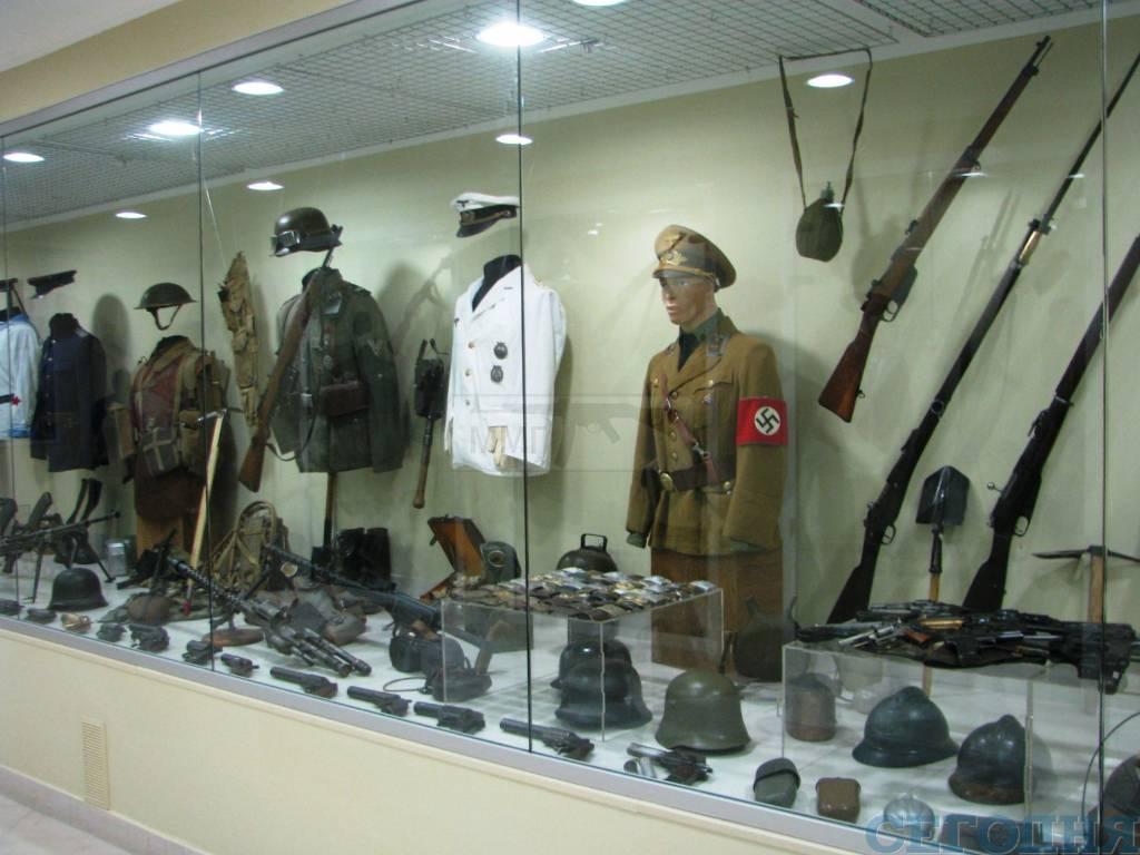 986 - Военно-исторический музей Краснознаменного Приволжско-Уральского военного округа
