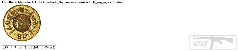 98652 - Патрон 7,92x57 «Маузер» - виды, маркировка, история