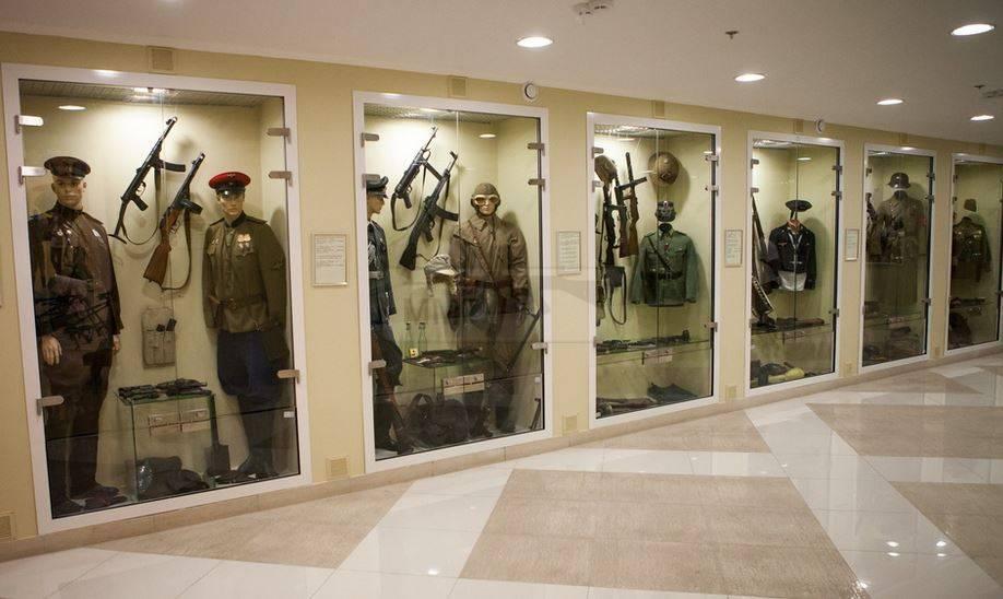 987 - Военно-исторический музей Краснознаменного Приволжско-Уральского военного округа