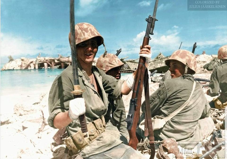 98756 - Война на Тихом океане в цвете