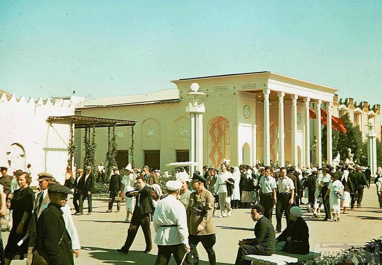 98777 - Всесоюзная сельскохозяйственная выставка.