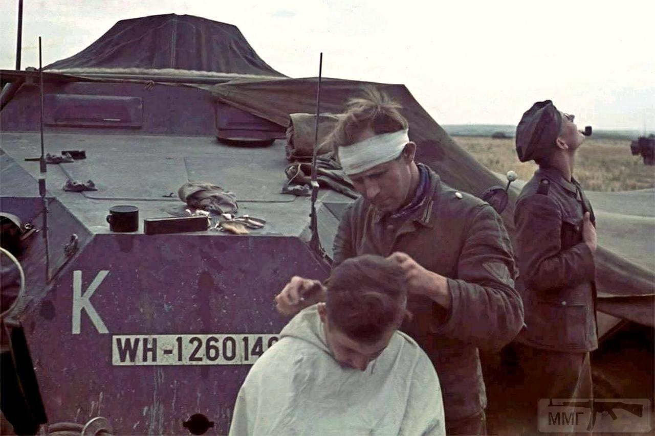 98783 - Военное фото 1941-1945 г.г. Восточный фронт.