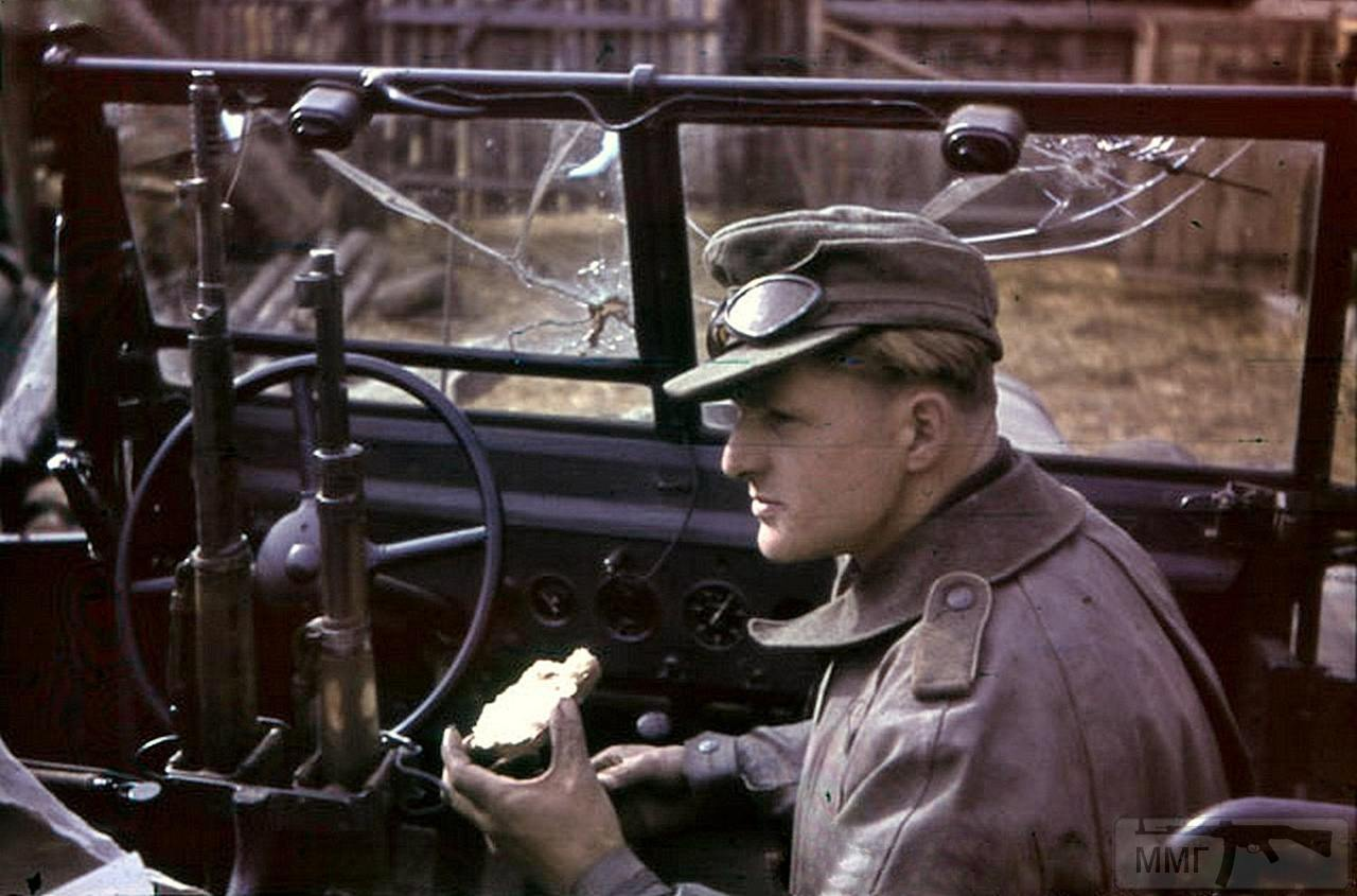 98784 - Военное фото 1941-1945 г.г. Восточный фронт.