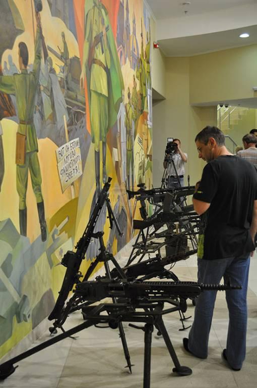 988 - Военно-исторический музей Краснознаменного Приволжско-Уральского военного округа
