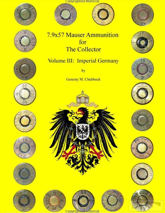 98949 - Патрон 7,92x57 «Маузер» - виды, маркировка, история