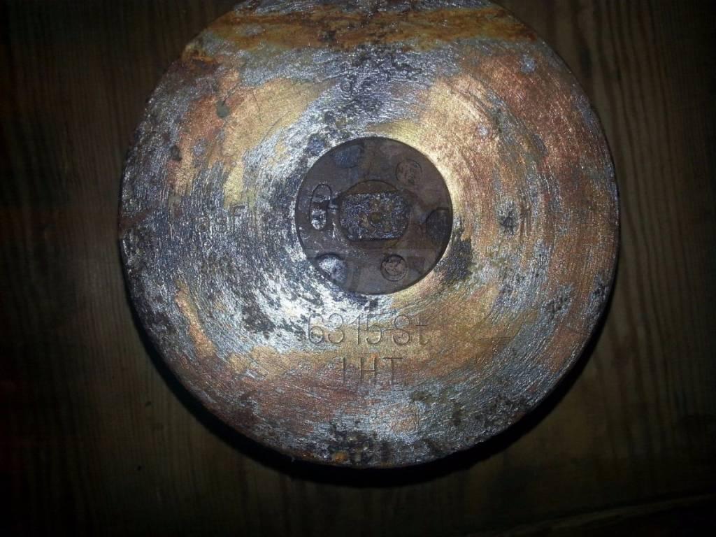 990 - миномётная гильза 10 cm Nb.W.40