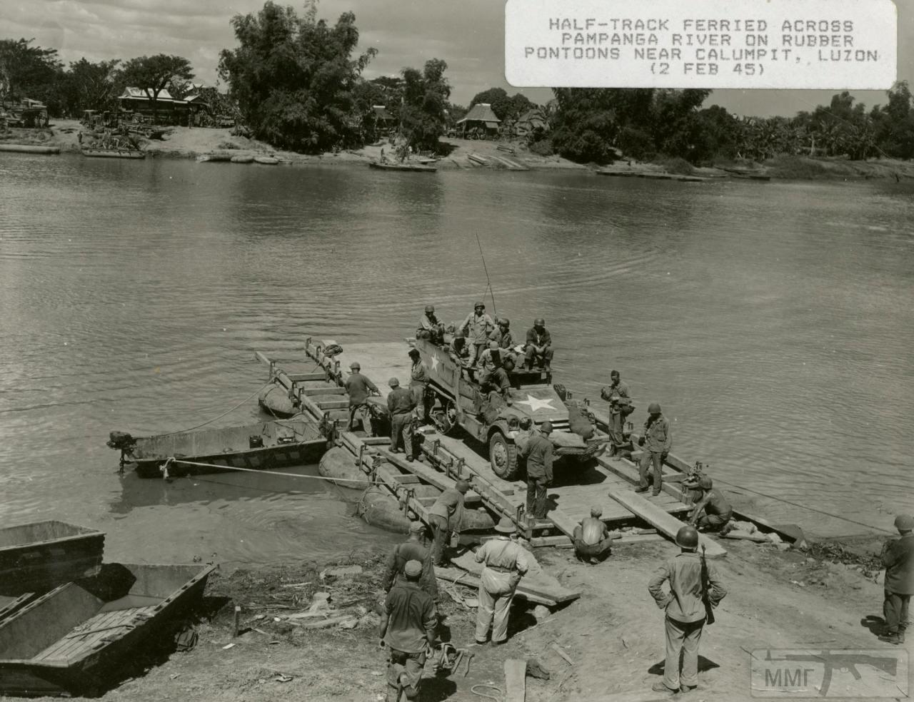 99001 - Военное фото 1941-1945 г.г. Тихий океан.