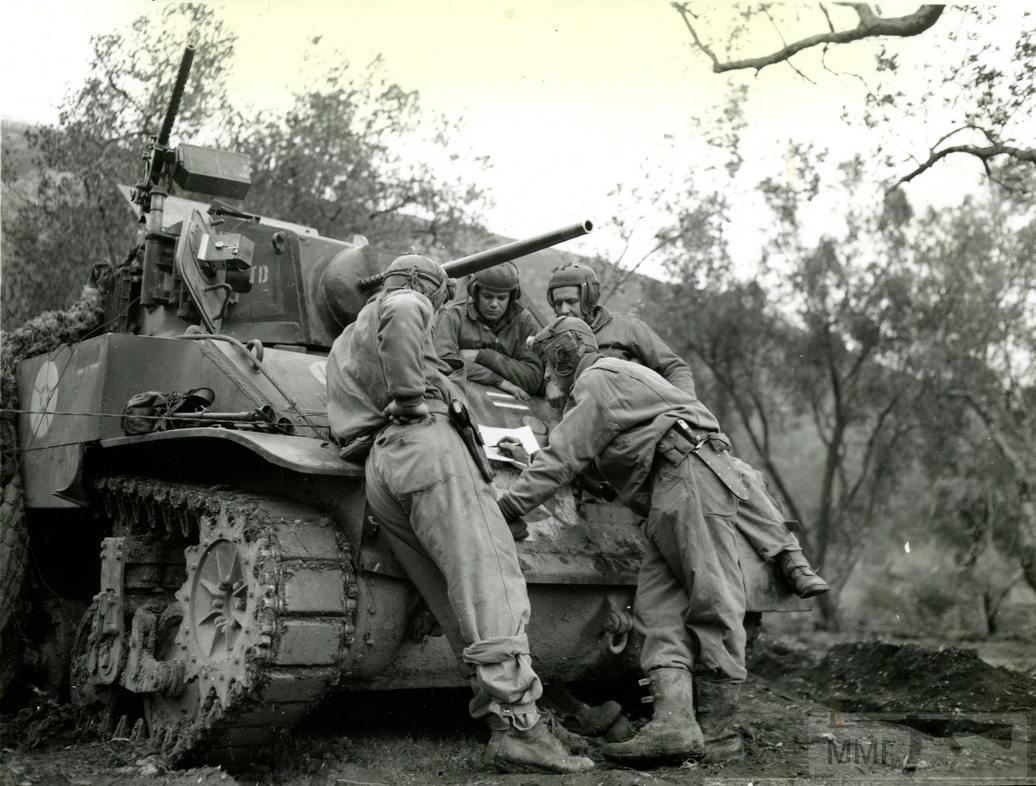 99007 - Военное фото 1939-1945 г.г. Западный фронт и Африка.