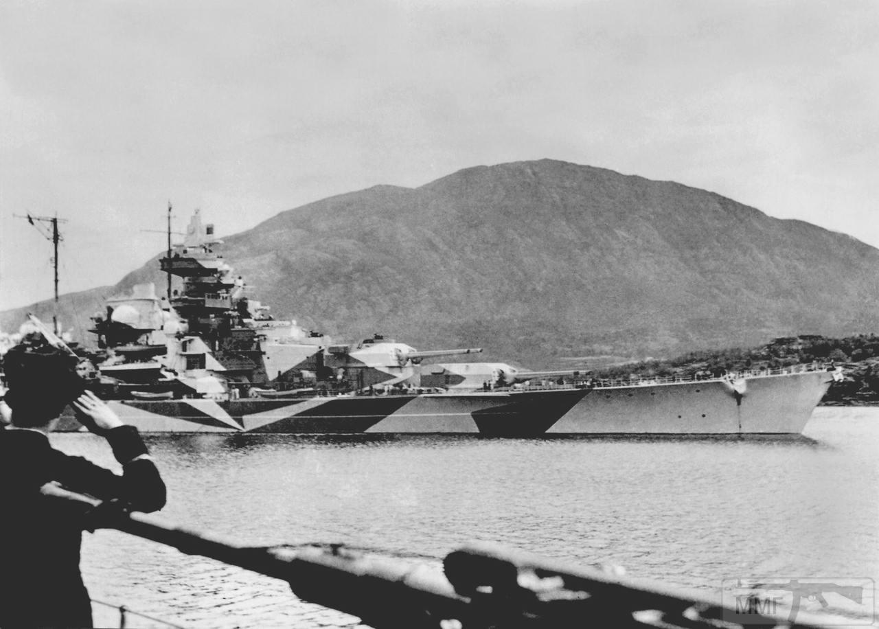 99027 - Линкор Tirpitz