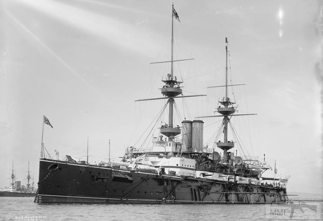 99037 - Броненосцы, дредноуты, линкоры и крейсера Британии