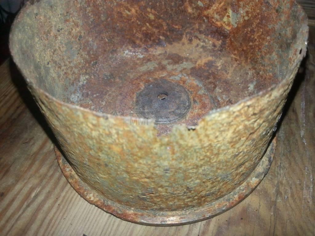 991 - миномётная гильза 10 cm Nb.W.40