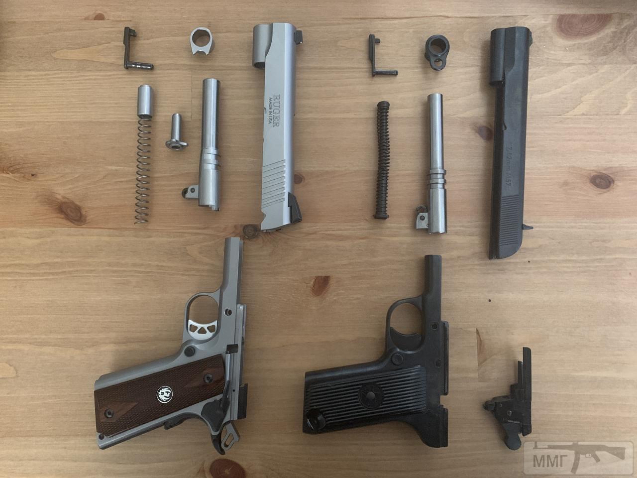 99561 - Пистолет ТТ (Тульский Токарева)
