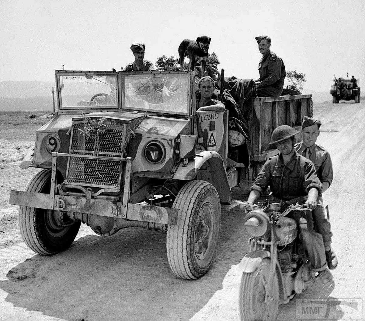 99568 - Военное фото 1939-1945 г.г. Западный фронт и Африка.