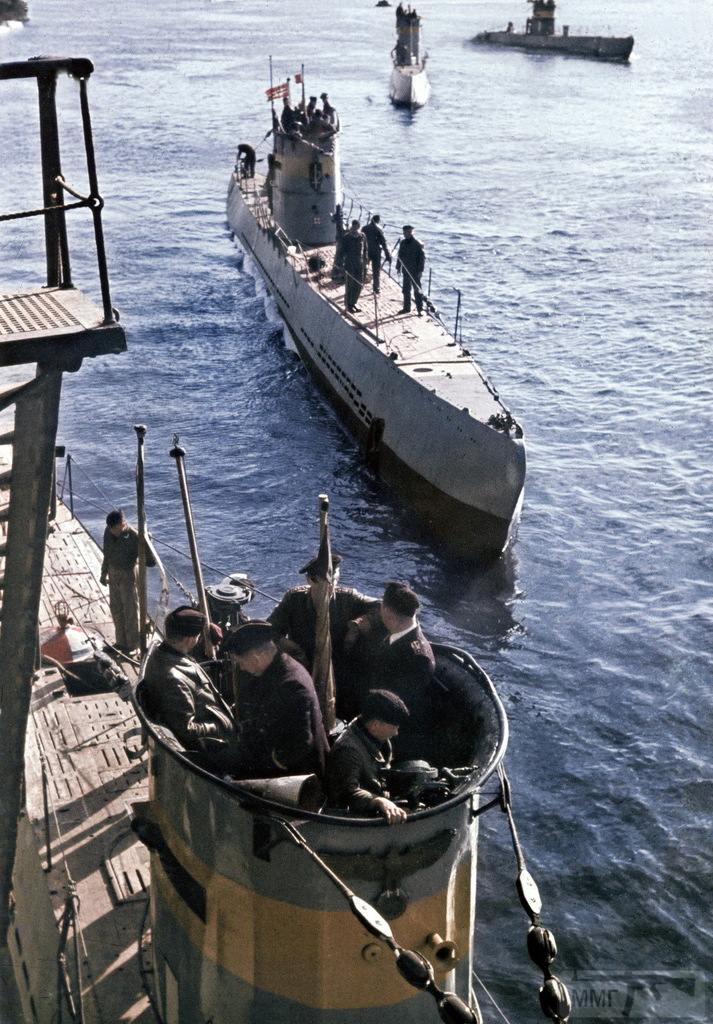 99580 - Волчьи Стаи - Германские подводные лодки двух мировых войн