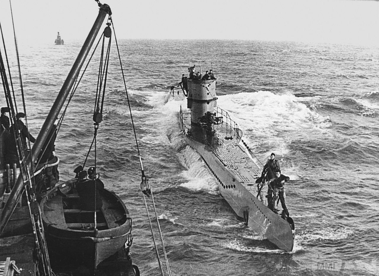 99582 - Действия немецких подлодок в Атлантике