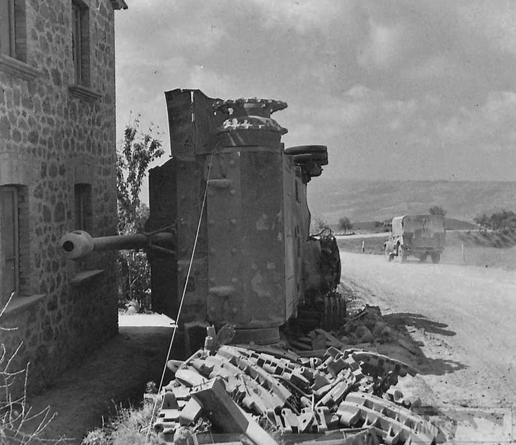 99854 - Военное фото 1939-1945 г.г. Западный фронт и Африка.