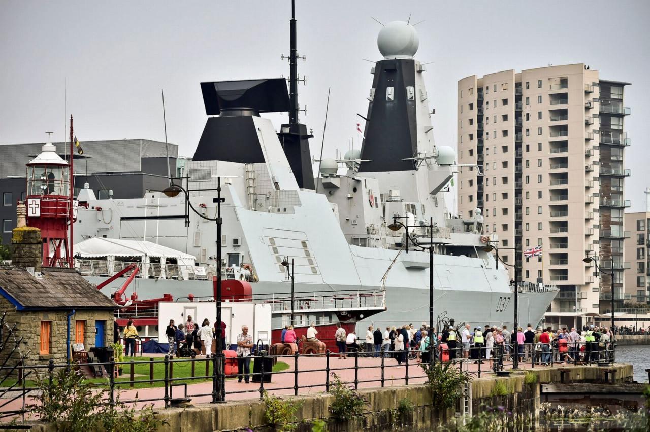 99965 - Royal Navy - все, что не входит в соседнюю тему.