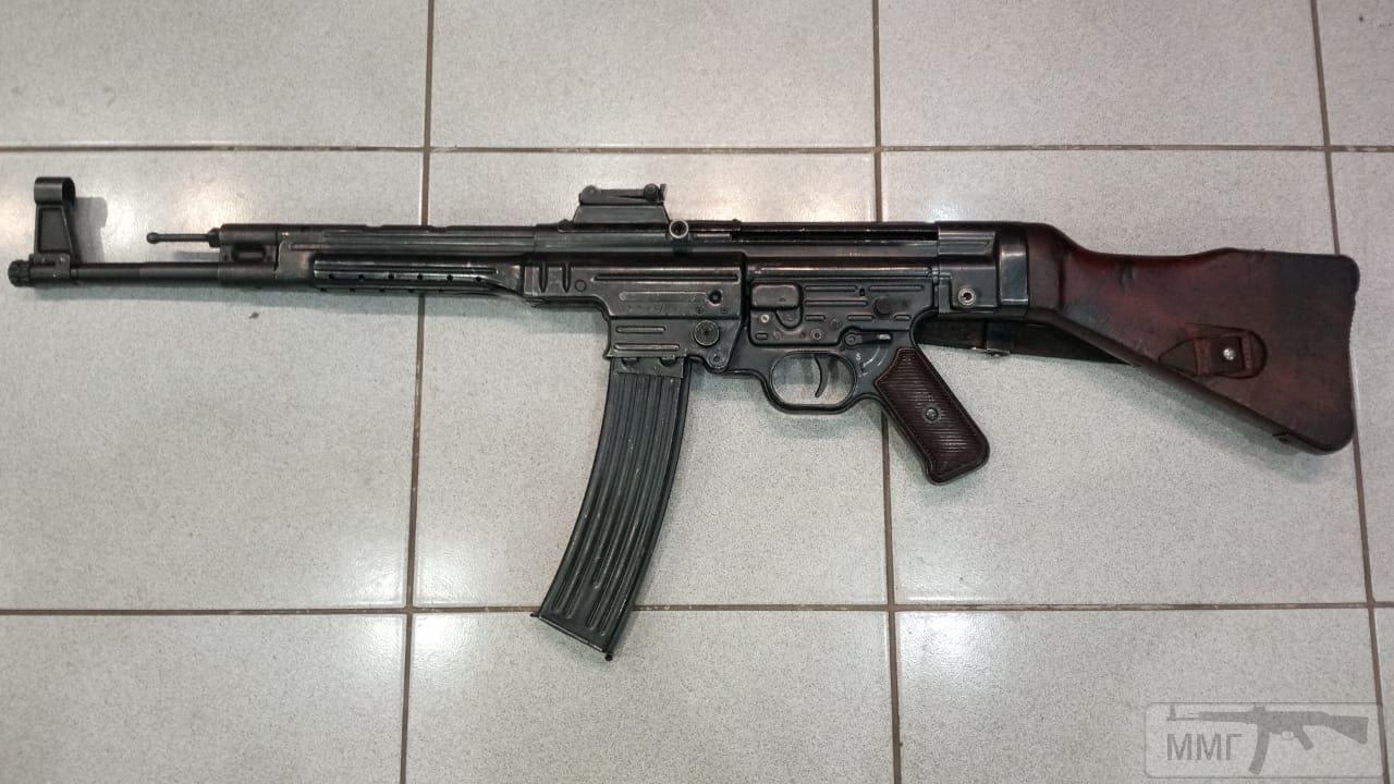 99980 - Sturmgewehr Haenel / Schmeisser MP 43MP 44 Stg.44 - прототипы, конструкция история