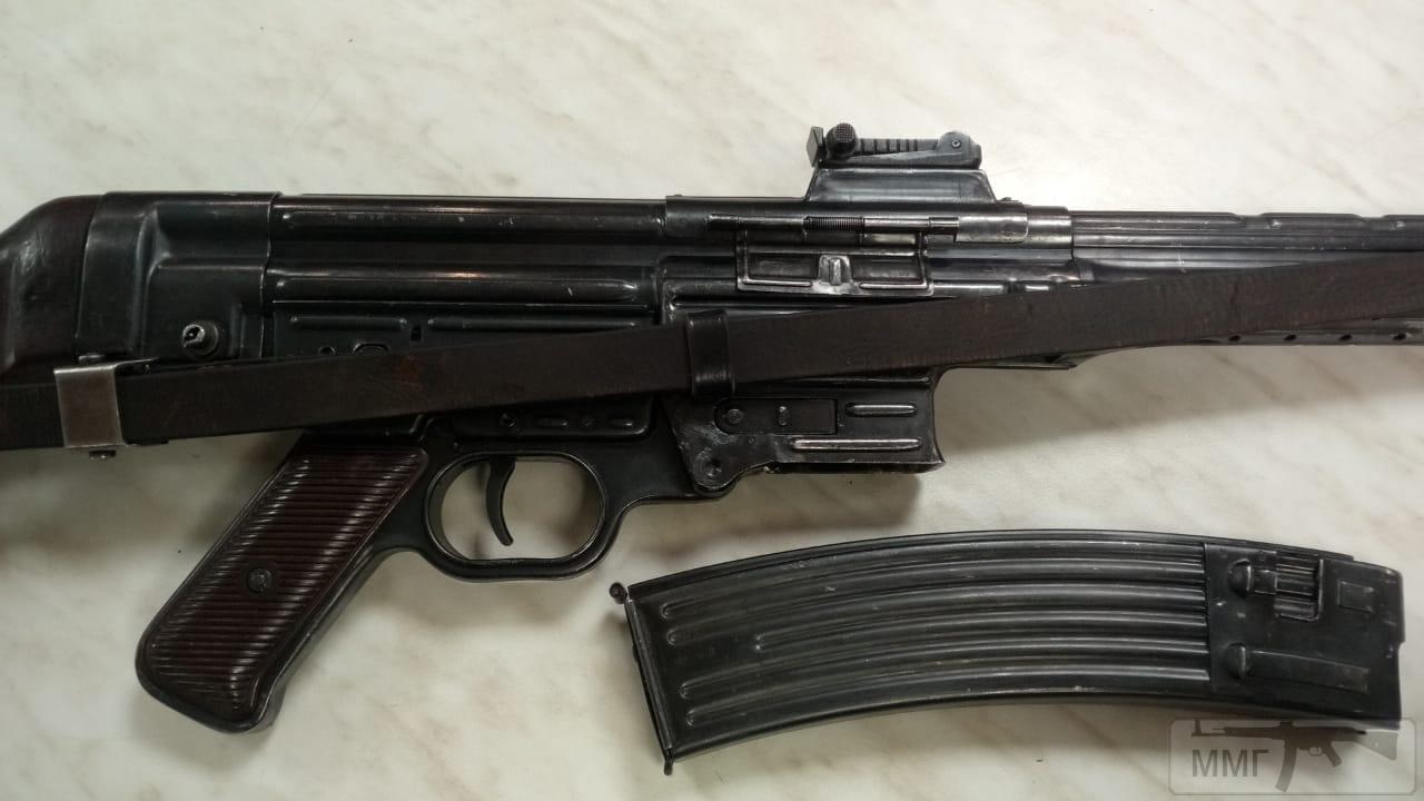 99981 - Sturmgewehr Haenel / Schmeisser MP 43MP 44 Stg.44 - прототипы, конструкция история