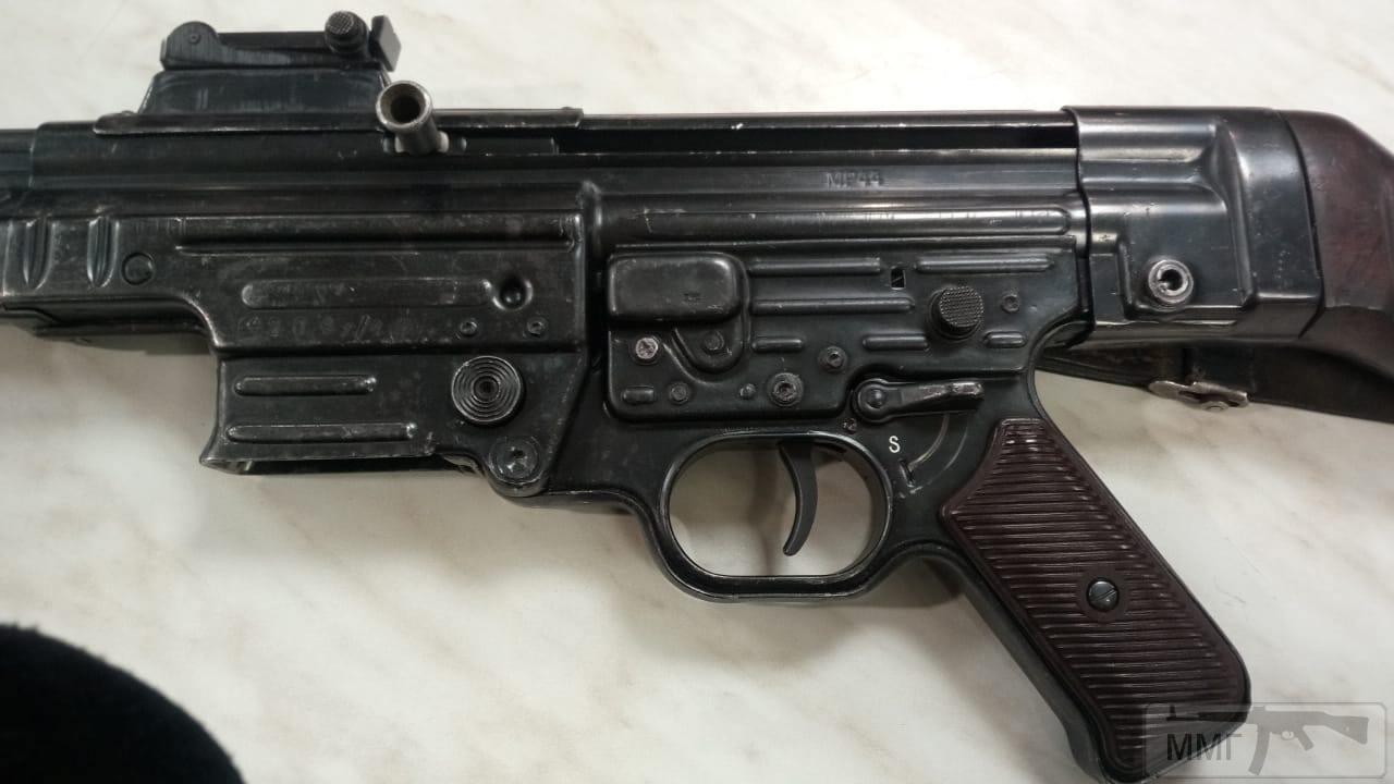 99982 - Sturmgewehr Haenel / Schmeisser MP 43MP 44 Stg.44 - прототипы, конструкция история