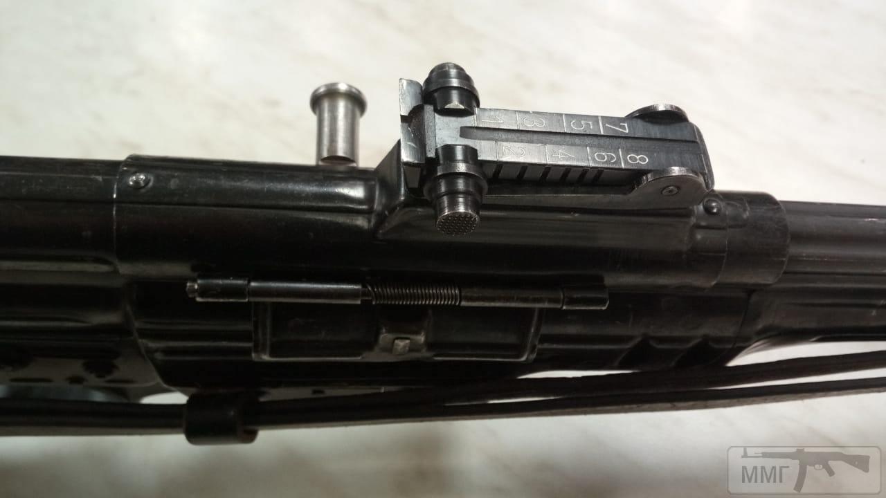 99986 - Sturmgewehr Haenel / Schmeisser MP 43MP 44 Stg.44 - прототипы, конструкция история